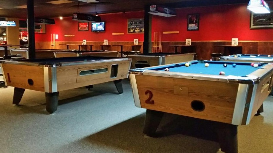 pic of pool tables